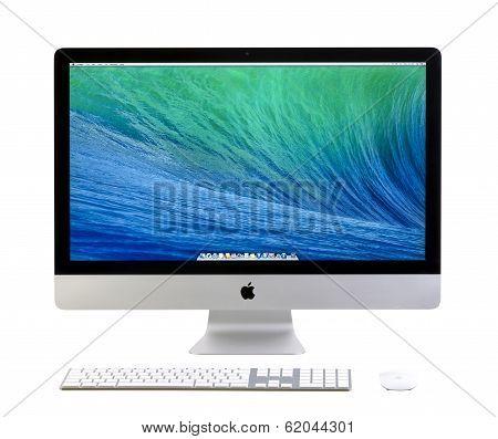 New iMac 27