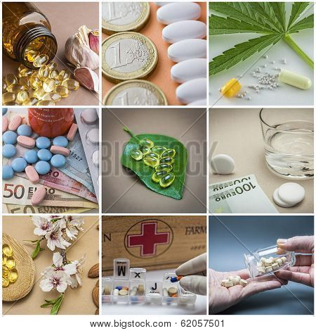 Concept Of Alternative Medicine And Pharmaceutical Co-payment