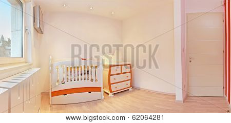 Nursery Room Interior