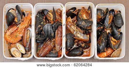 Shellfish Food