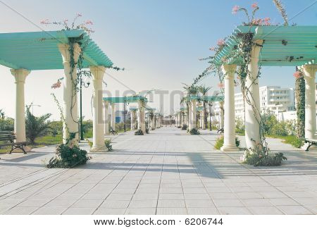 tunisia scenery