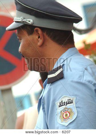Polícia homem