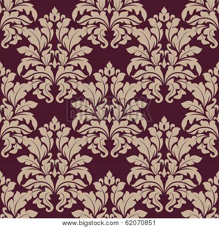 Dense ornate arabesque pattern