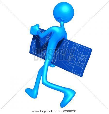 Carry Home Construction Blueprint