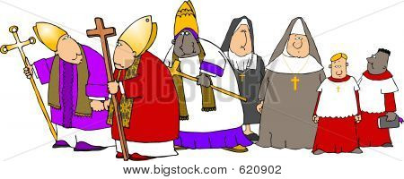 Catholics On Parade