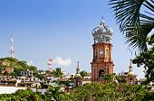 foto of guadalupe  - Our Lady of Guadalupe church in Puerto Vallarta - JPG