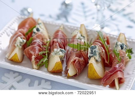 Appetizer for holidays