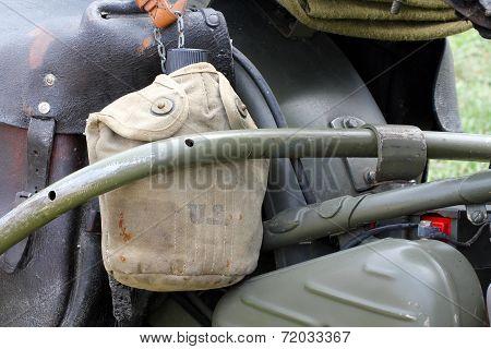 U.S. military gourd