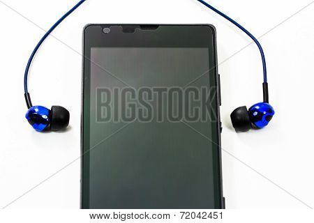 Earphone With Smart Phone