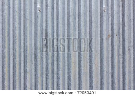 Galvanized Iron Wall Plate Background