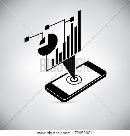 visual data, mobile data analysis