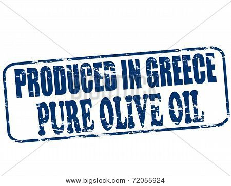 Produced In Greece
