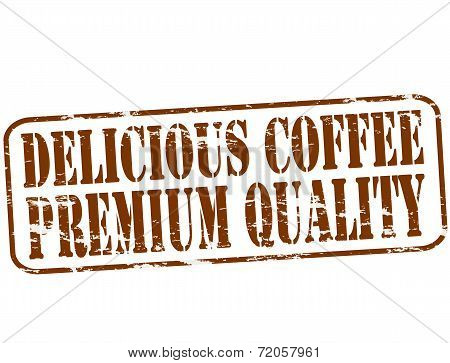 Delicious Coffee Premium Quality