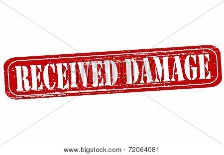 Received Damage