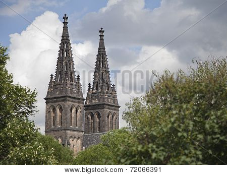 Saint Peter And Paul Cathedral, Prague