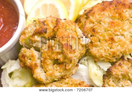 New England Style Crab Cakes