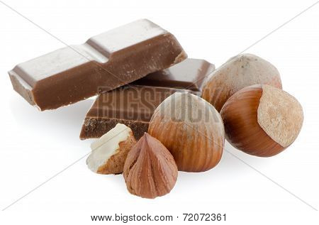 Chocolate Parts