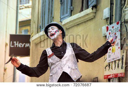 Avignon Theatre Festival