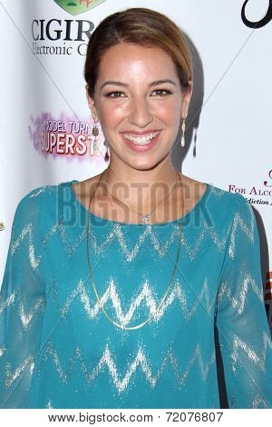 LOS ANGELES - SEP 13:  Vanessa Lengies at the 2014 Brent Shapiro Foundation Summer Spectacular at Private Residence on September 13, 2014 in Beverly Hills, CA