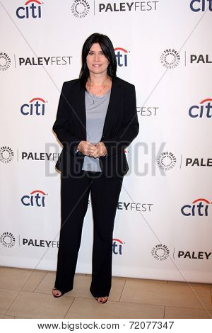 LOS ANGELES - SEP 15:  Nancy McKeon at the PaleyFest 2014 Fall -