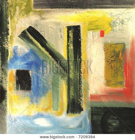 Öl-Malerei