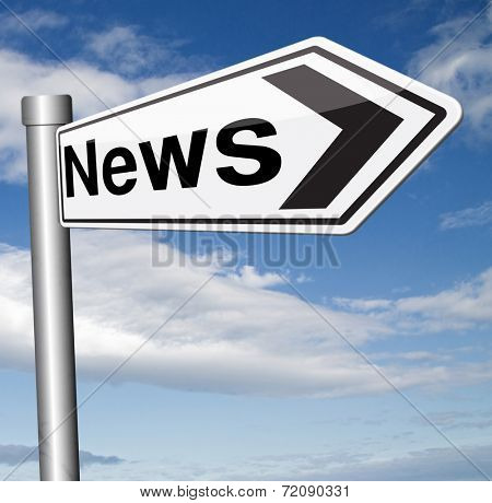 press release breaking and hot news items