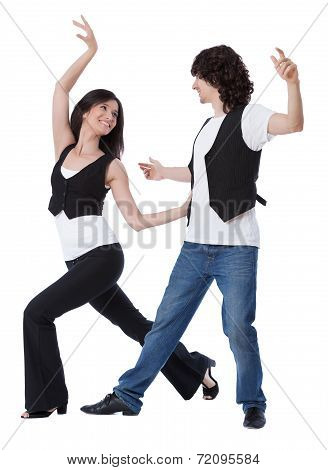 West Coast Swing Dance