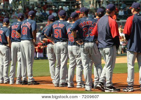Cleveland Indians lineup