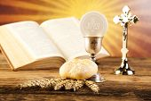 pic of chalice  - Eucharist - JPG