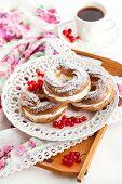 picture of cream puff  - Cream puff rings  - JPG