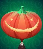 picture of halloween characters  - Jack lantern - JPG