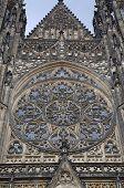 Saint Vit Cathedral In Prague poster