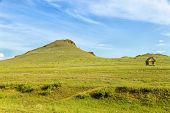 pic of mantra  - A hill with  - JPG