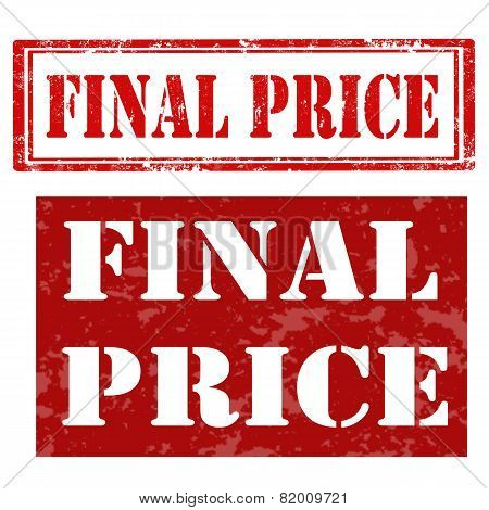 Final Price-stamps