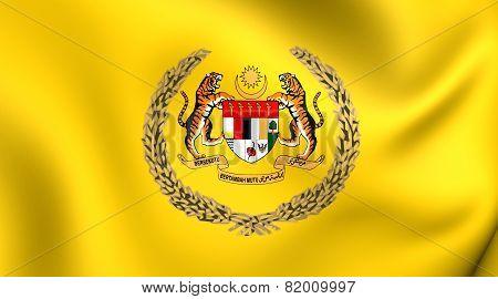 Supreme Head Of Malaysia Flag