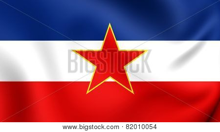 Flag Of Yugoslavia