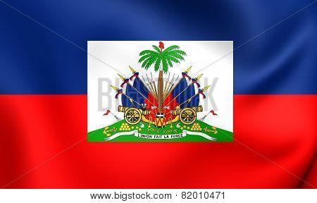Flag Of Haiti