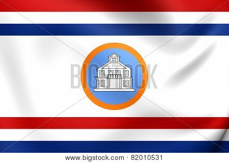 Governor Of Sint Maarten Flag