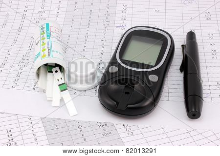 Table Diabetic