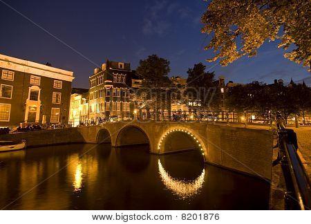 Amsterdam at Night - Netherlands