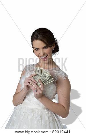 Lady With Cash.