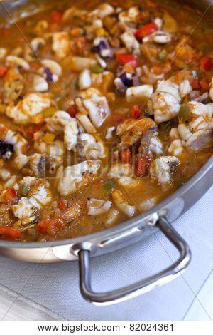 Paella Sauce