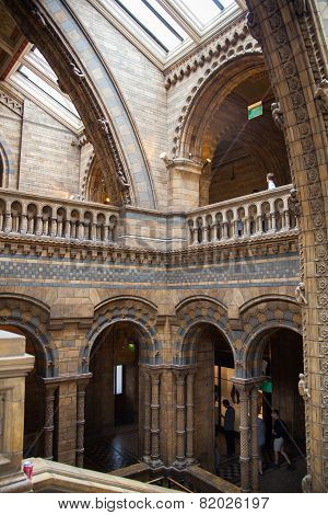 National History Museum, London