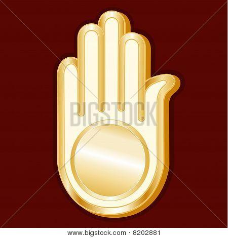 Jainism Symbol