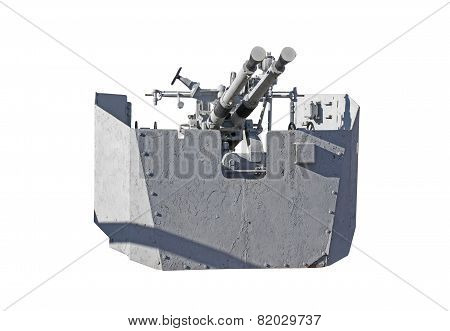 Marine Zenithal Cannon