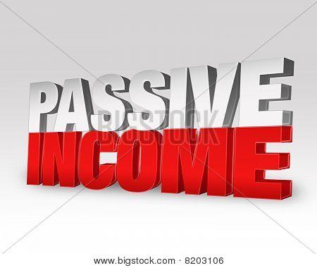 Passiv-Einkommen