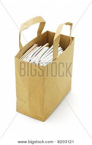 Livros no Paperbag
