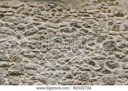 seamless texture of old stone wall