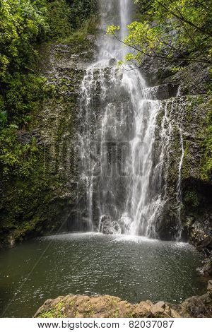 Kipahulu waterfall, Maui