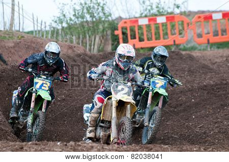 Motorcross Racers